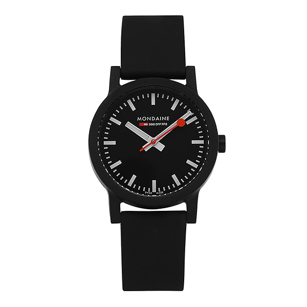 얼마줬스-) [몬데인시계 MONDAINE] MS1.32120.RB / Swiss Railways Essence 32mm