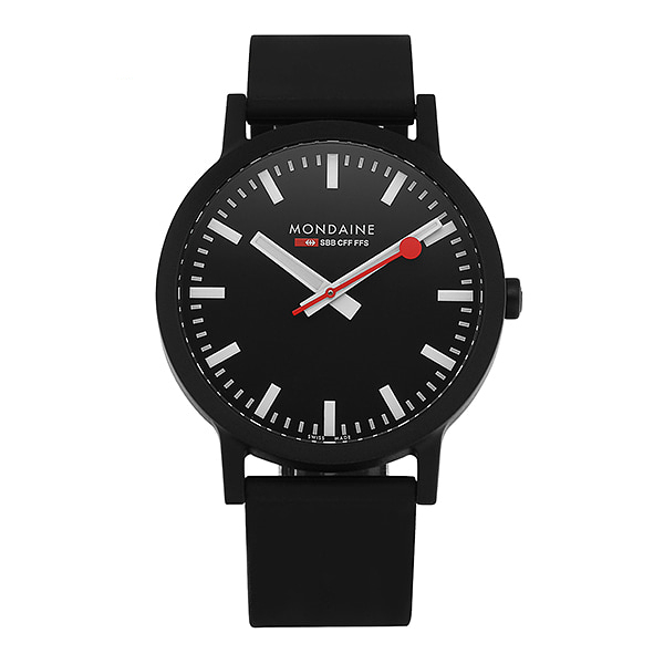 얼마줬스-) [몬데인시계 MONDAINE] MS1.41120.RB / Swiss Railways Essence 41mm