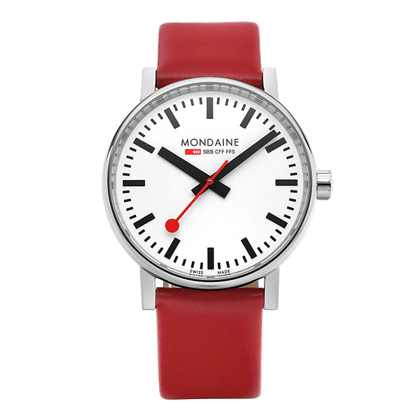 [몬데인시계 MONDAINE] MSE.40110.LC / Evo2 Big 40mm
