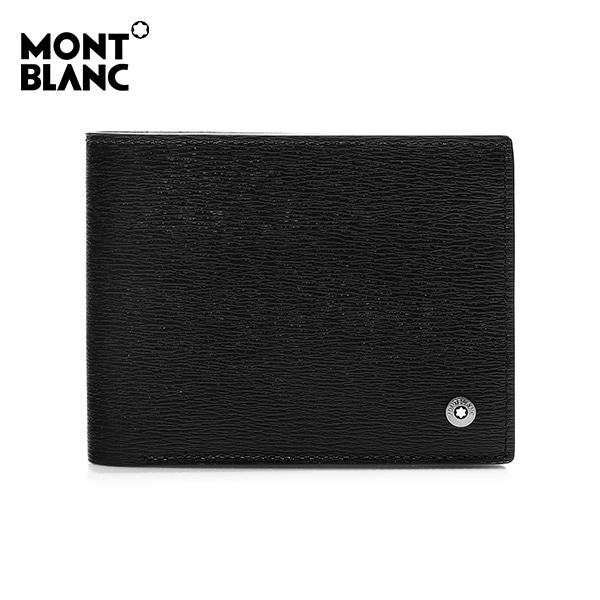 [몽블랑 MONTBLANC] 101867 / 웨스트사이드 6cc 머니클립