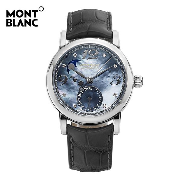 [몽블랑 MONTBLANC] 103112 / 스타 문페이즈 레이디 Star Moon Phase Lady 36mm