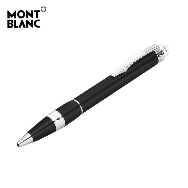 ☆-) [몽블랑 MONTBLANC] 105657 25690 / 스타워커 미드나잇 블랙 볼펜