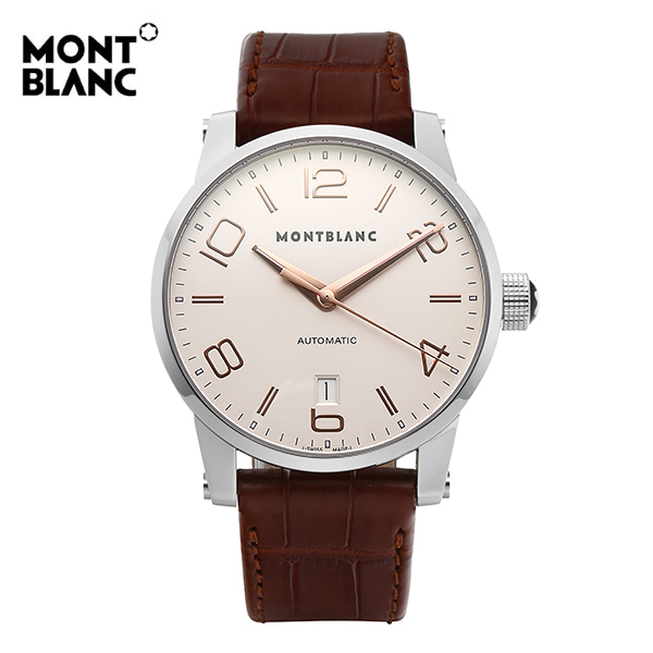 [몽블랑 MONTBLANC] 105813 / 타임워커 TimeWalker Automatic 남성용 39mm