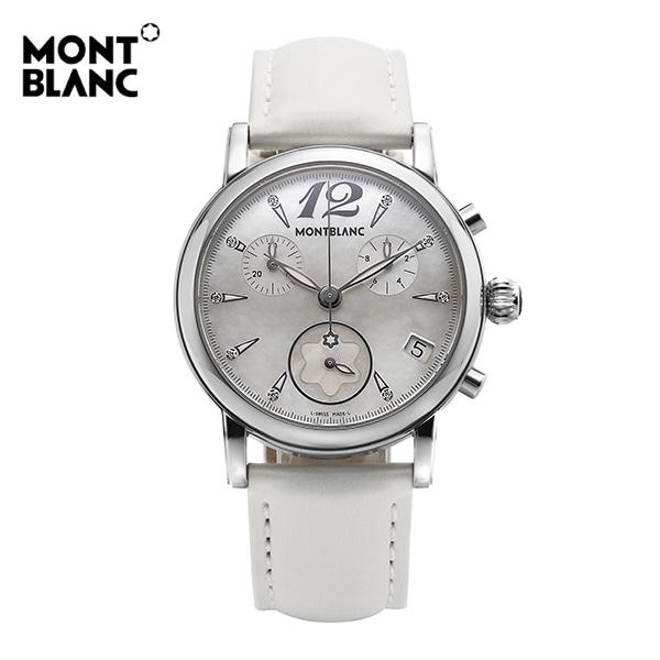 [몽블랑 MONTBLANC] 105891 / 스타 크로노그래프 레이디 Star Chronograph Lady 36mm
