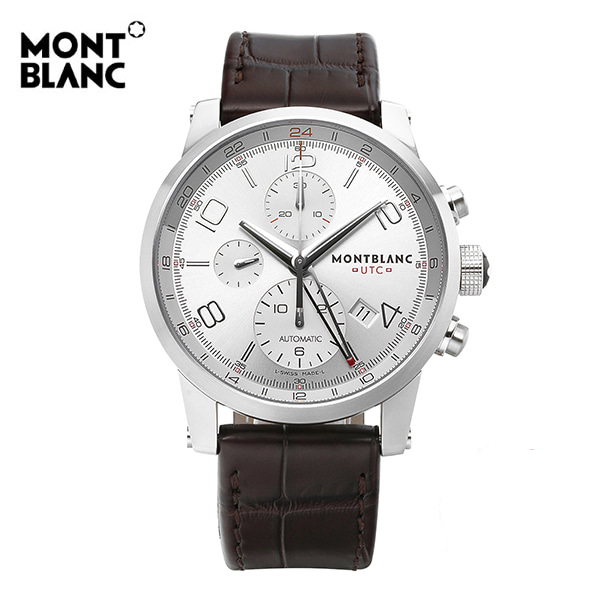 [몽블랑 MONTBLANC] 107065 / 타임워커 오토매틱 TIMEWALKER Automatic
