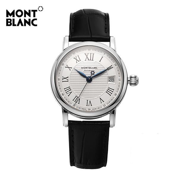 [몽블랑 MONTBLANC] 107115 / 스타 데이트 Star Date Automatic 36mm