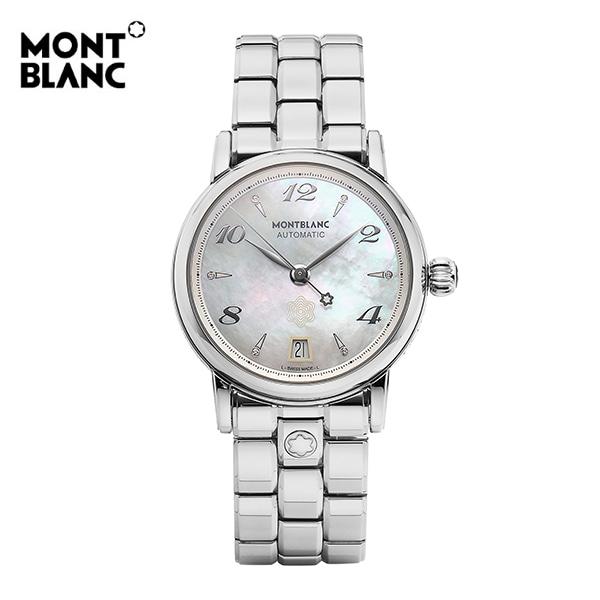 [몽블랑 MONTBLANC] 107117 / 스타 데이트 오토매틱 Star Date Automatic 36mm