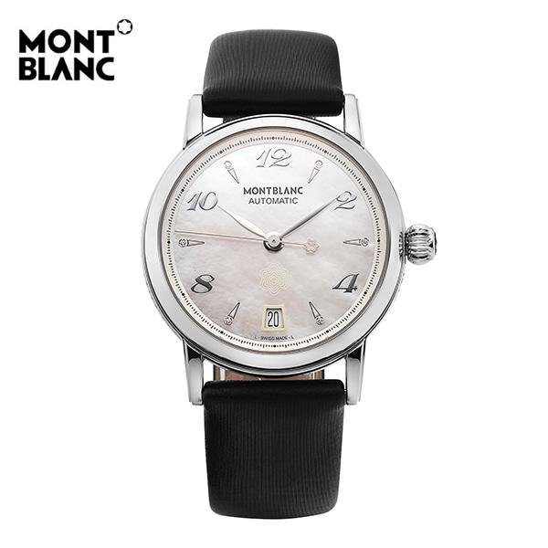 [몽블랑 MONTBLANC] 107118 / 스타 데이트 오토매틱 Star Date Automatic 36mm