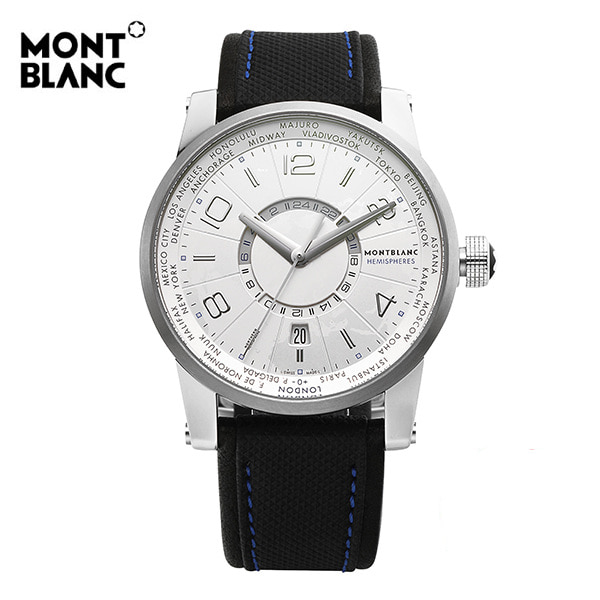 [몽블랑 MONTBLANC] 108955 / 타임워커 TimeWalker Automatic 남성용 42mm