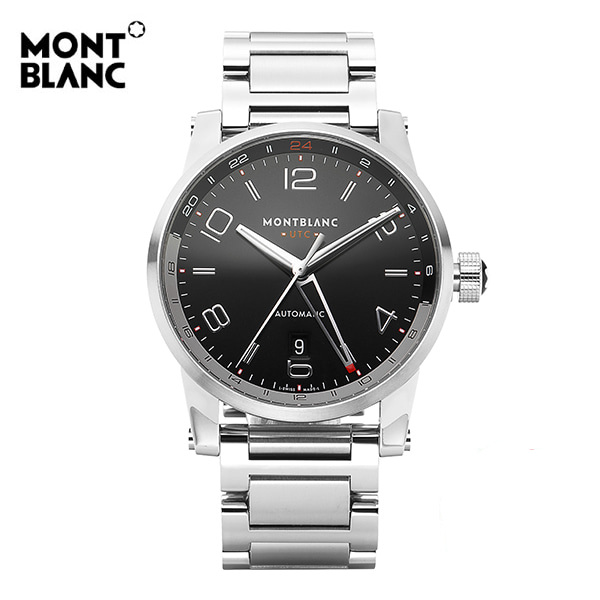 [몽블랑 MONTBLANC] 109135 / 타임워커 Timewalker Voyager UTC 42mm