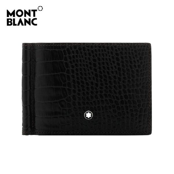[몽블랑 MONTBLANC] 112561 / 마이스터스튁 6cc 머니클립 지갑