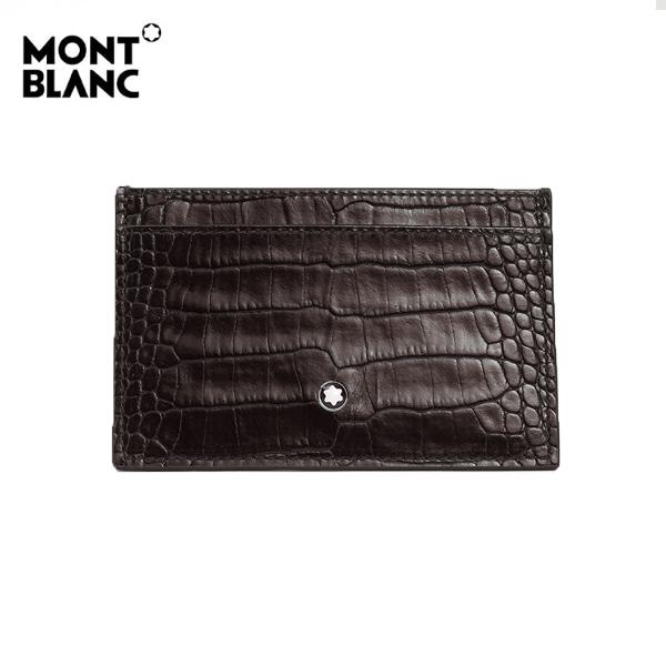 [몽블랑 MONTBLANC] 112594 / 마이스터스튁 2CC 카드지갑