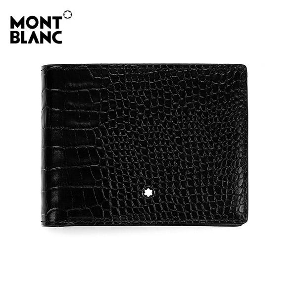 [몽블랑 MONTBLANC] 112596 마이스터스튁 11cc 뷰 포켓 반지갑