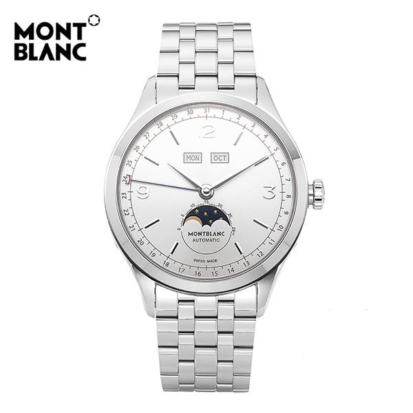 [몽블랑 MONTBLANC] 112647 / 헤이티지 크로노메트리 퀀템 컴플리트 Heritage Chronometrie 38mm