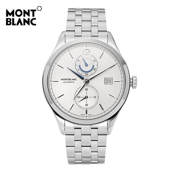 [몽블랑 MONTBLANC] 112648 / 헤이티지 크로노메트리 Heritage Chronometrie Dual Time 41mm