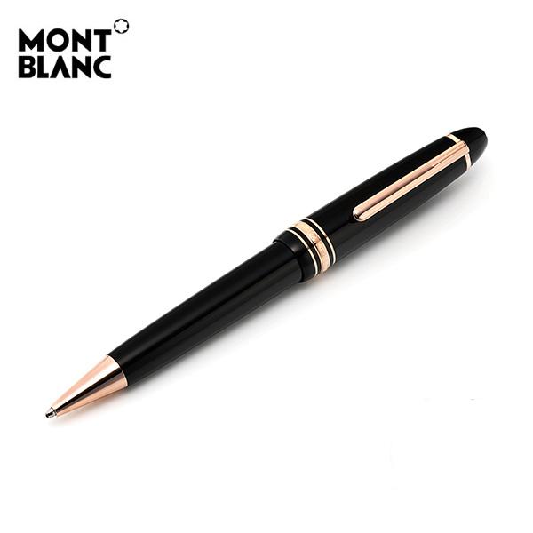 [몽블랑 MONTBLANC] 112673 / 마이스터스튁 레드골드 르그랑 볼펜