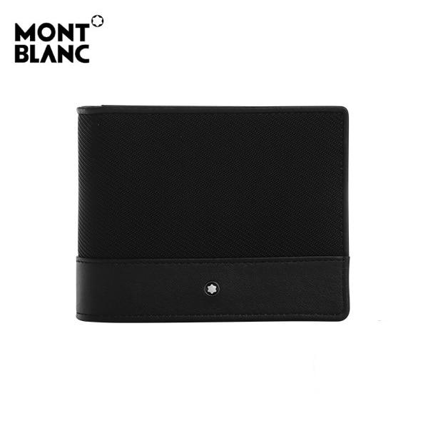 [몽블랑 MONTBLANC] 113151 / 나이트플라이트 4cc 머니클립 반지갑
