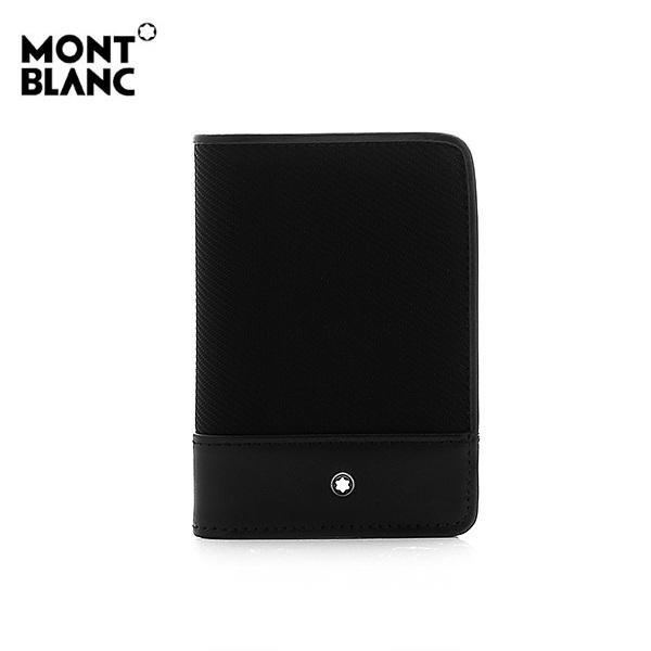 [몽블랑 MONTBLANC] 113153 / 나이트플라이트 명함지갑