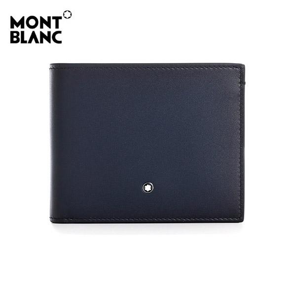 [몽블랑 MONTBLANC] 113165 / 마이스터스튁 셀렉션 스푸마토 6cc 반지갑