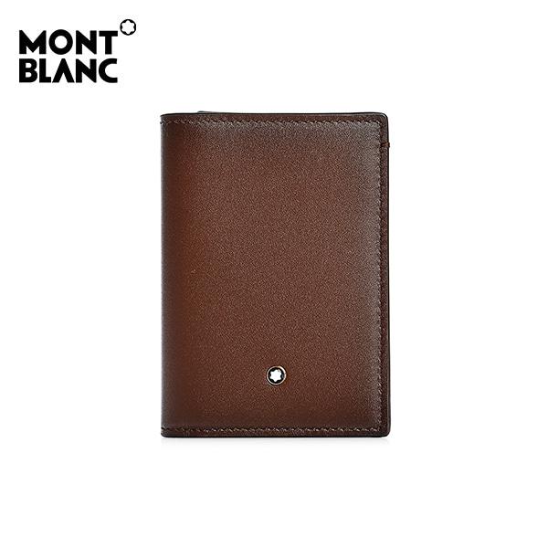 [몽블랑 MONTBLANC] 113167 / 마이스터스튁 셀렉션 스푸마토 카드수납 명함지갑