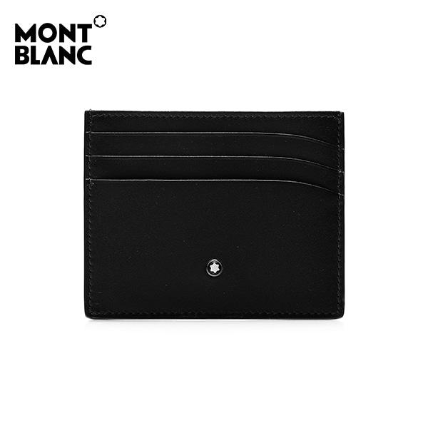[몽블랑 MONTBLANC] 113172 마이스터스튁 스푸마토 카드홀더
