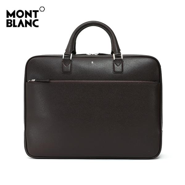 [몽블랑 MONTBLANC] 113181 / 사토리얼 서류가방 라지 (브라운)