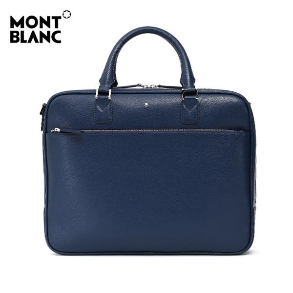 [몽블랑 MONTBLANC] 113186 / 사토리얼 서류가방 스몰 (인디고)