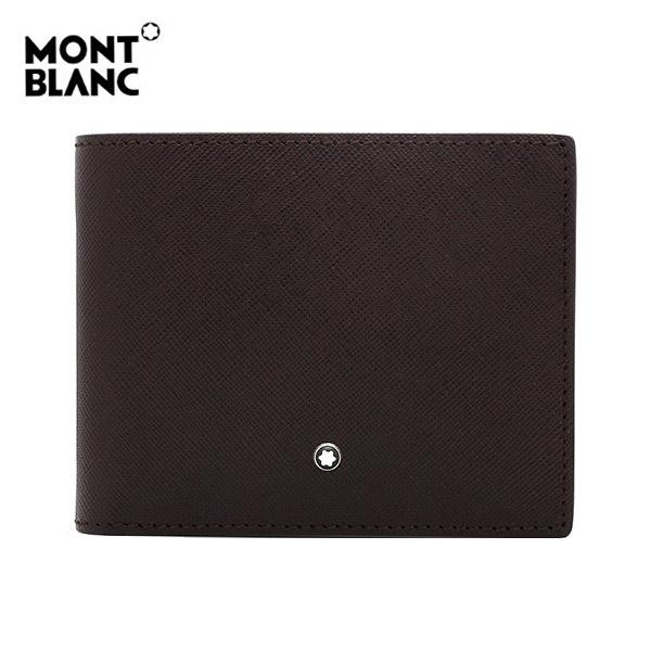 [몽블랑 MONTBLANC] 113216 / 사토리얼 6cc 반지갑