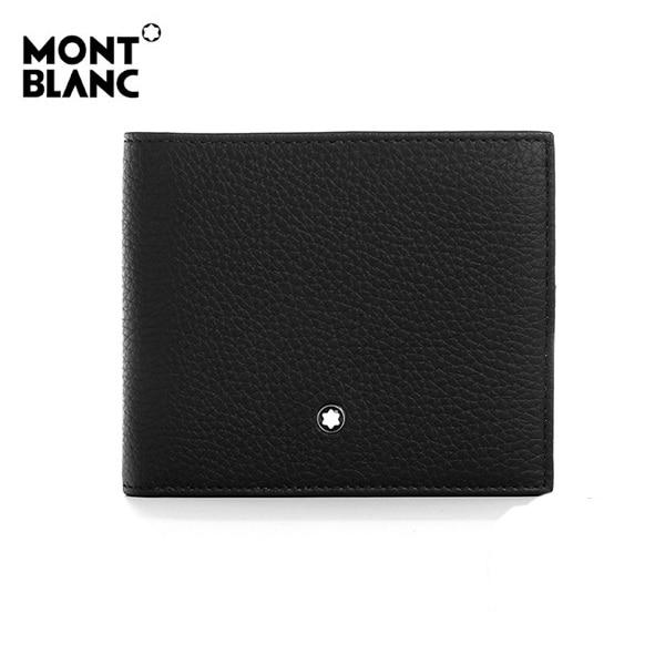 [몽블랑 MONTBLANC] 113305 / 마이스터스튁 소프트 6cc 반지갑