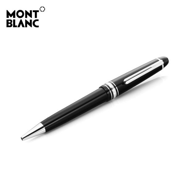 [몽블랑 MONTBLANC] 114185 / 마이스터스튁 플래티넘 라인 미드사이즈 볼펜