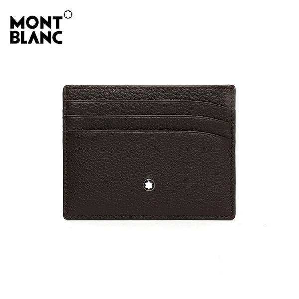 [몽블랑 MONTBLANC] 114473 / 마이스터스튁 소프트 그레인 6CC 카드지갑