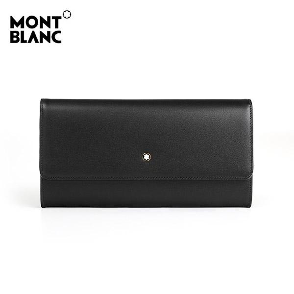 [몽블랑 MONTBLANC] 114530 / 마이스터스튁 10cc 플랩 장지갑