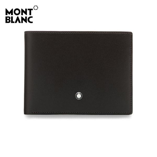 얼마줬스-) [몽블랑 MONTBLANC] 114541 / 마이스터스튁 6cc 반지갑