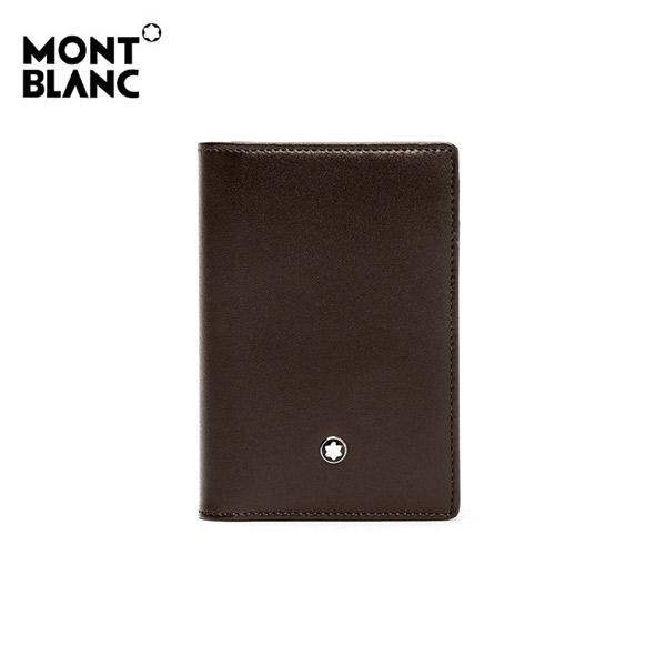 [몽블랑 MONTBLANC] 114553 / 마이스터스튁 그레인 명함지갑