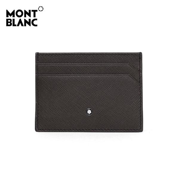 [몽블랑 MONTBLANC] 114604 /사토리얼 TOBACCO 5CC 카드지갑