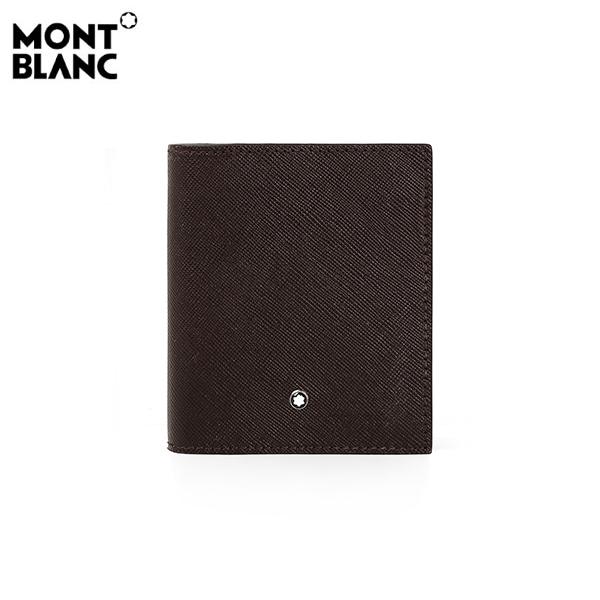 [몽블랑 MONTBLANC] 114608 / 사토리얼 플랩형 9cc 명함지갑