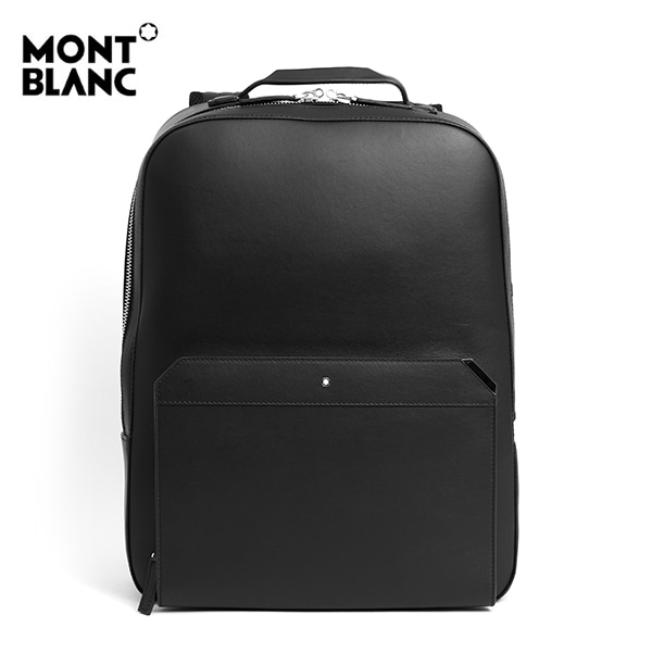 [몽블랑 MONTBLANC] 114662 / 어반 스프릿 블랙 백팩 라지