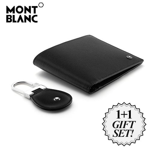 [몽블랑 MONTBLANC] 114689 / 4810 컬렉션 웨스트사이드 8cc 지갑