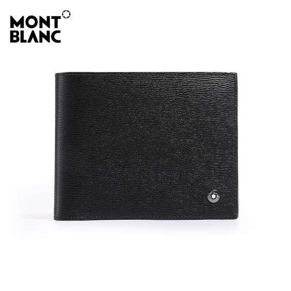 [몽블랑 MONTBLANC] 114691 / 4810 웨스트사이드 12cc 반지갑