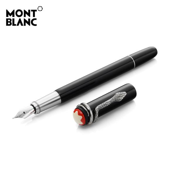 [몽블랑 MONTBLANC] 114722 / 헤리티지 컬렉션 루즈&느와 스페셜 에디션 만년필