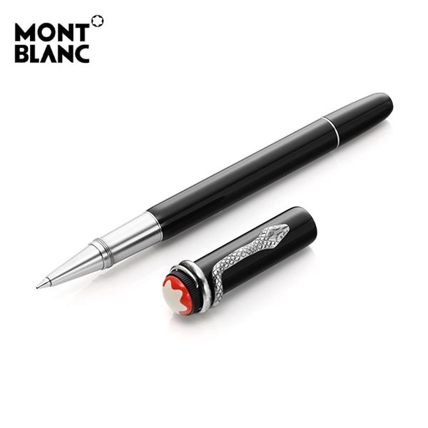 [몽블랑 MONTBLANC] 114723 / 헤리티지 컬렉션 루즈&느와 스페셜 에디션 수성펜