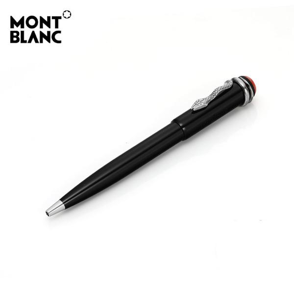 [몽블랑 MONTBLANC] 114724 / 헤리티지 컬렉션 루즈 & 느와 스페셜 에디션 볼펜