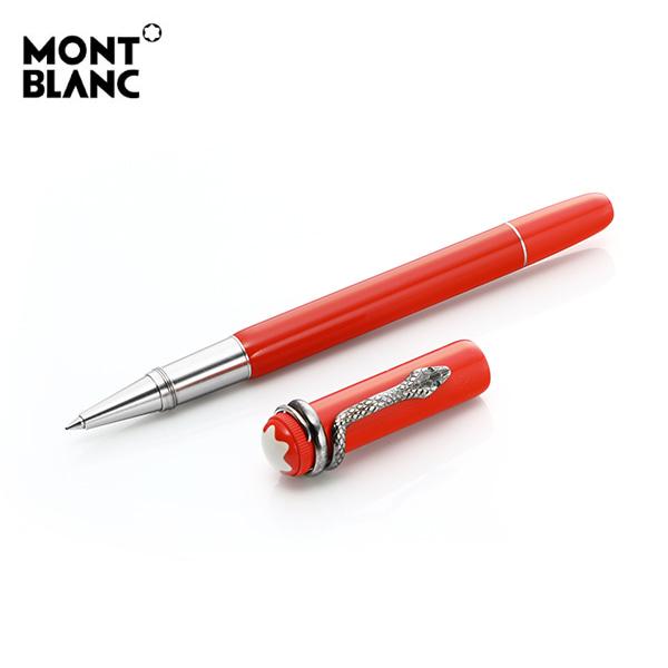 [몽블랑 MONTBLANC] 114726 / 헤리티지 컬렉션 루즈&느와 스페셜 에디션 코랄 수성펜