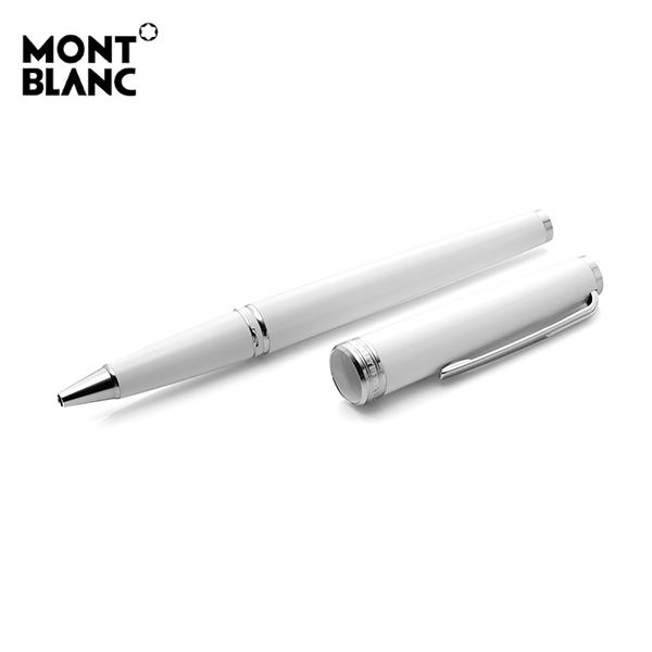[몽블랑 MONTBLANC] 114805 / 픽스 화이트 수성펜