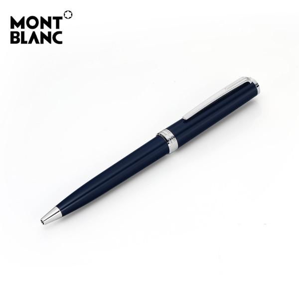 [몽블랑 MONTBLANC] 114810 / 픽스 블루 볼펜