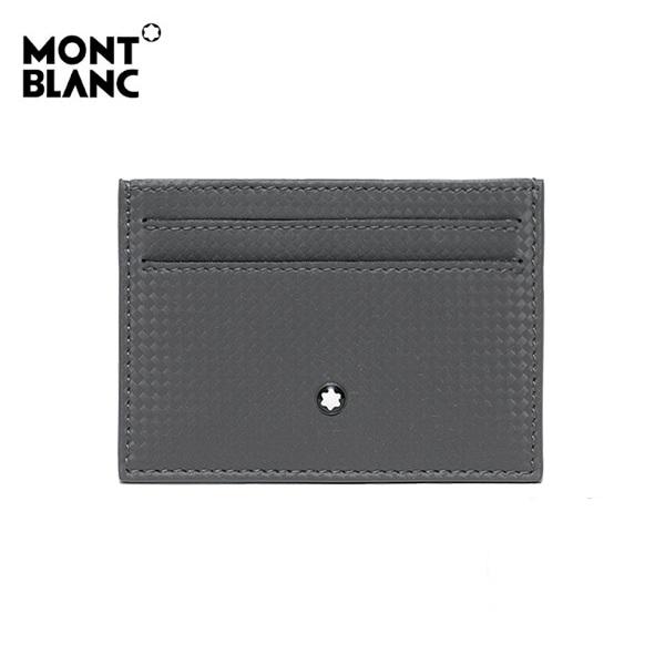 [몽블랑 MONTBLANC] 116365 / 카드지갑 그레이