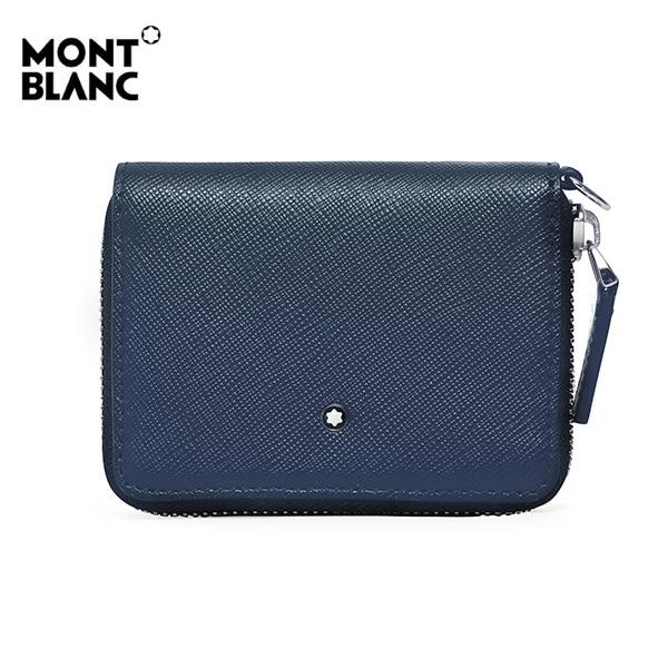 [몽블랑 MONTBLANC] 116370 / 지퍼형 카드지갑
