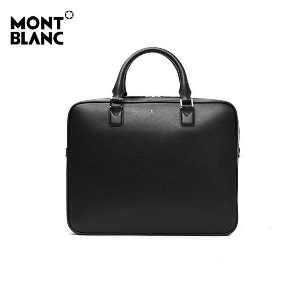 [몽블랑 MONTBLANC] 116756 / 사토리얼 서류 가방 슬림 블랙