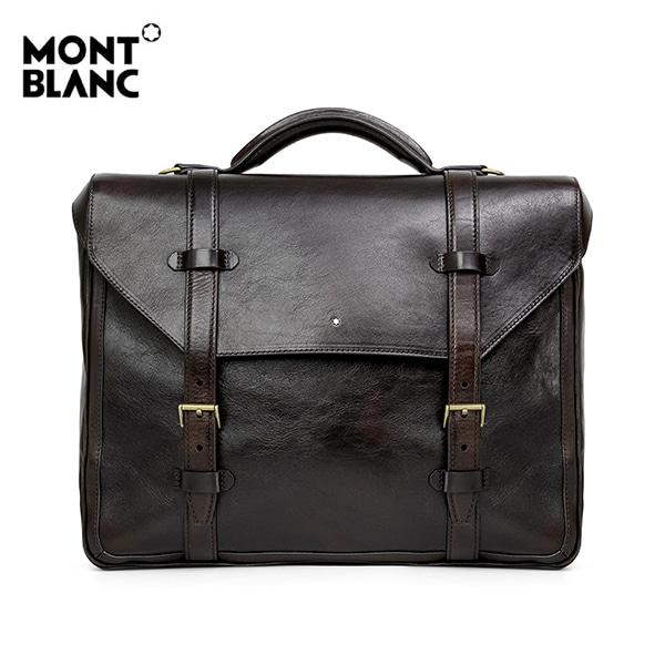 [몽블랑 MONTBLANC] 116807 / 헤리티지 싱글 거셋 브리프 케이스 서류가방