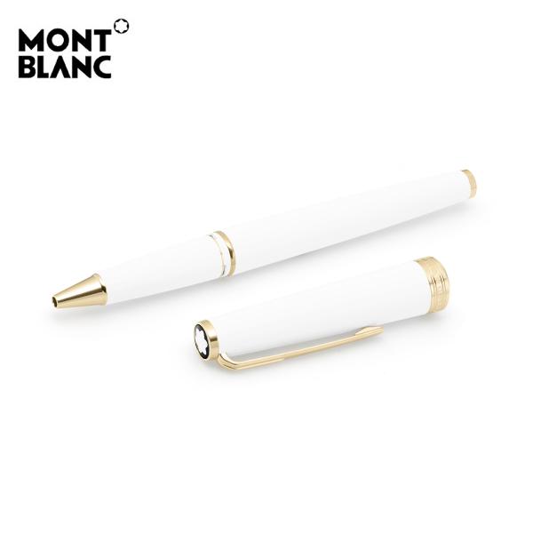 [몽블랑 MONTBLANC] 117658 / 픽스 화이트 수성펜 타임메카